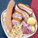 Choucroute Alsacienne garnie cuite