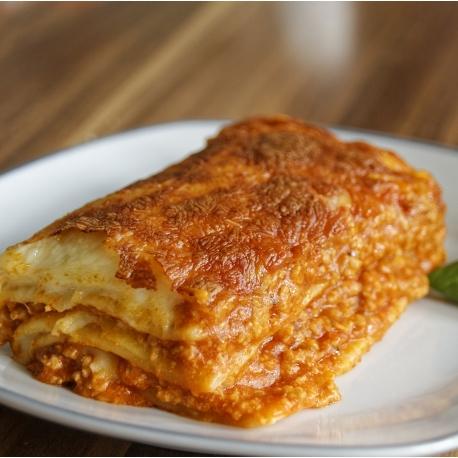 Lasagnes pur bœuf fermier