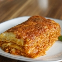 Lasagnes pur bœuf fait maison - 1 kg