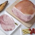 Jambon cuit avec son os supérieur 5-6 tranches - 500 g