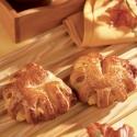 Pattes d'ours chocolat-noisette - x 6
