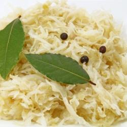 Choucroute d'Alsace cuite à la graisse d'oie et riesling ( 1kg)
