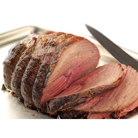 Rôti de bœuf cuit tranché env. 500 g