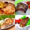Côtes de porc assortiment