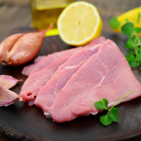 Escalopes de veau (500g)