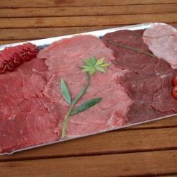 Porc pour cuisson sur pierre - 1 kg