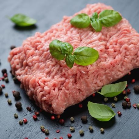 Viande hachée tradition pur boeuf