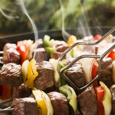 Brochettes de bœuf (rumsteck)