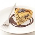Tarte crumble poires/chocolat - 750 g