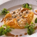 Croustade de volaille sauce suprême - 1,02kg