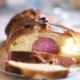 Brioches au saucisson pistaché